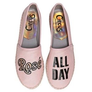 Sam Edelman Rosé All Day pink Leni espadrille